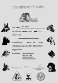 Grunderziehung für Hunde, Polizeihundeverein 1913 Elberfeld e. V., Hundehotel Casa Happy Haan